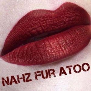 NAHZ FUR ATOO Kat Von D MINI Liquid Lipstick